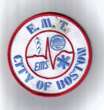 Boston EMS Incidents