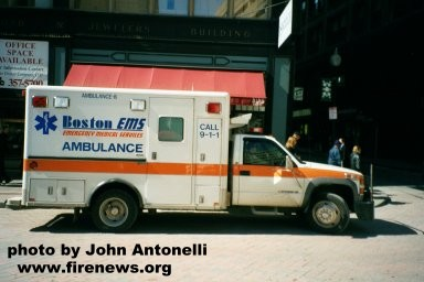 Boston EMS Supervisor