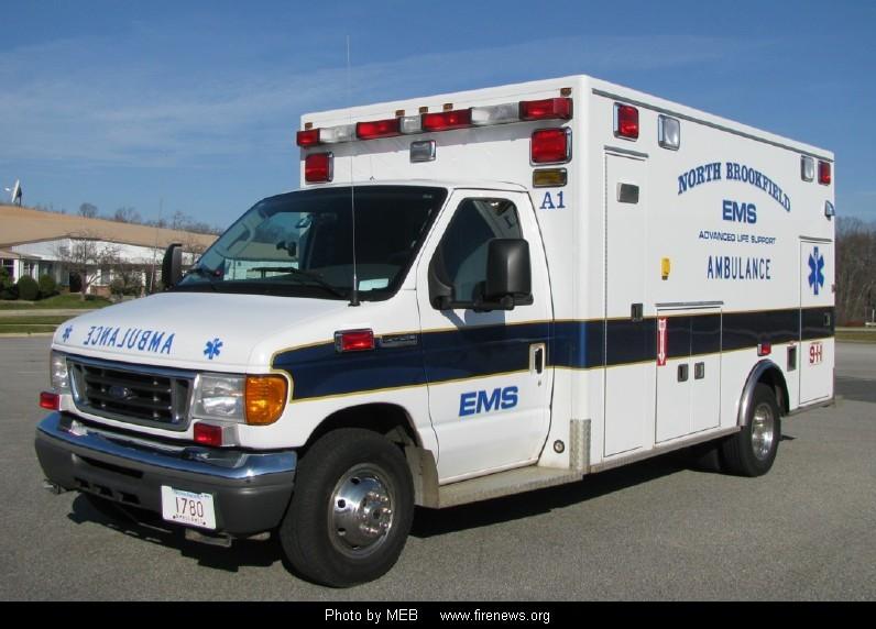 North Brookfield EMS